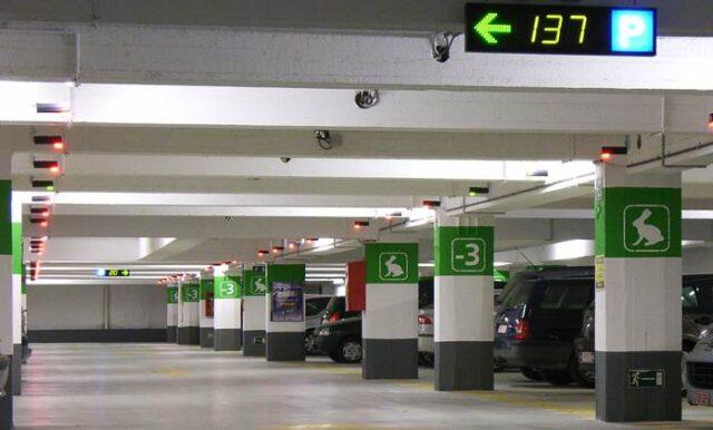 Hệ Thống Car Parking Giải Quyết Được Các Vấn Đề Sau