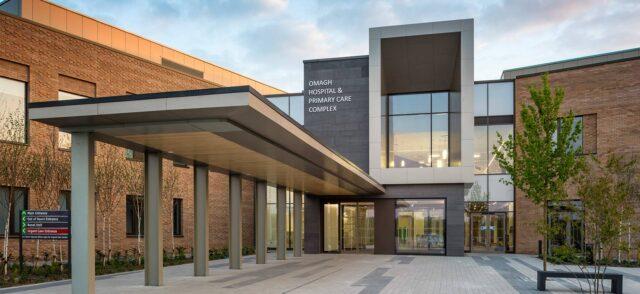 Comelit Cung Cấp Giải Pháp An Ninh cho Tổ hợp Bệnh Viện Omagh
