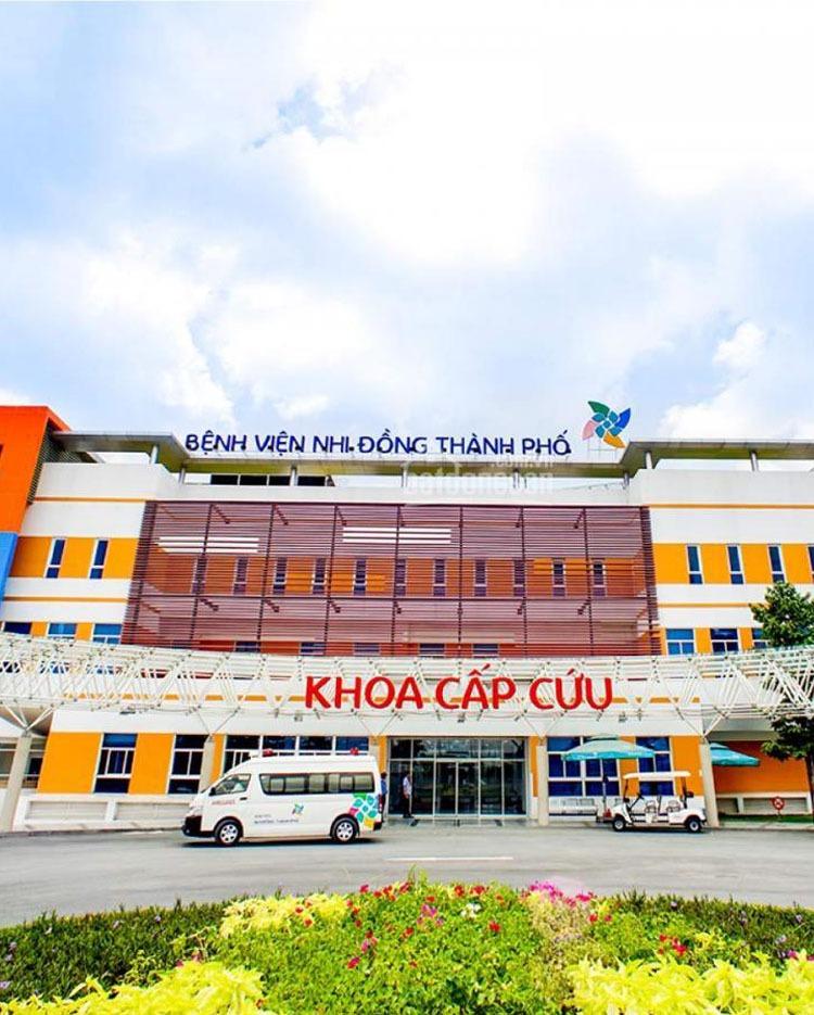 Bệnh viện Nhi Đồng 3