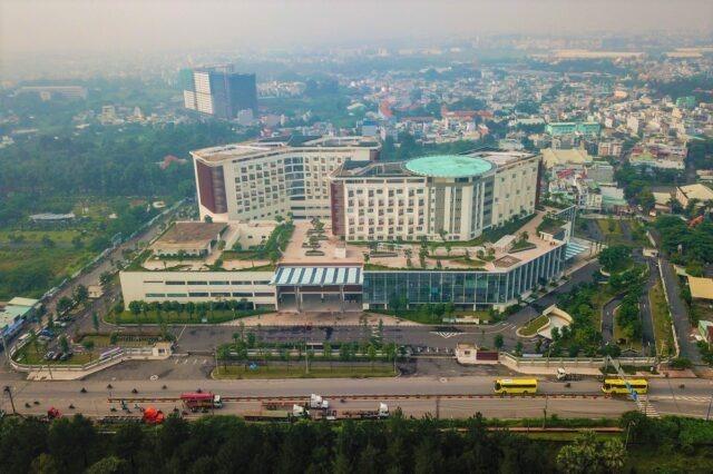 Thiên Hạt cung cấp Quạt LTi cho Bệnh viện Ung Bướu Cơ sở 2 - Cùng quyết tâm vượt qua Covid-19