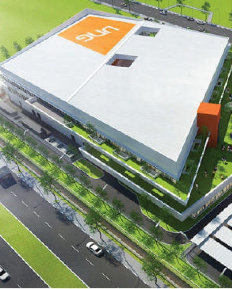 Dự án VNG Campus