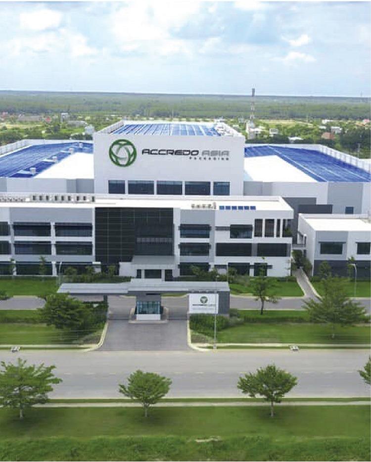 Dự án Nhà máy Accredo