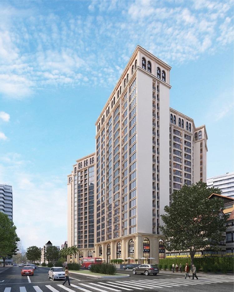 Dự án Chung cư Aqua Central