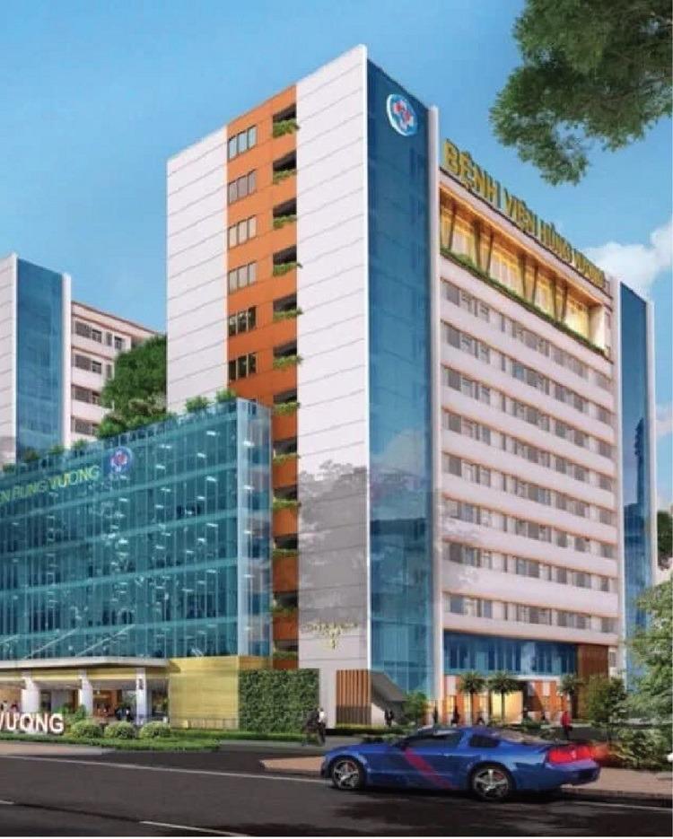 Dự án Bệnh viện Hùng Vương