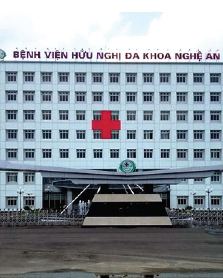 Dự án Bệnh viện Nghệ An