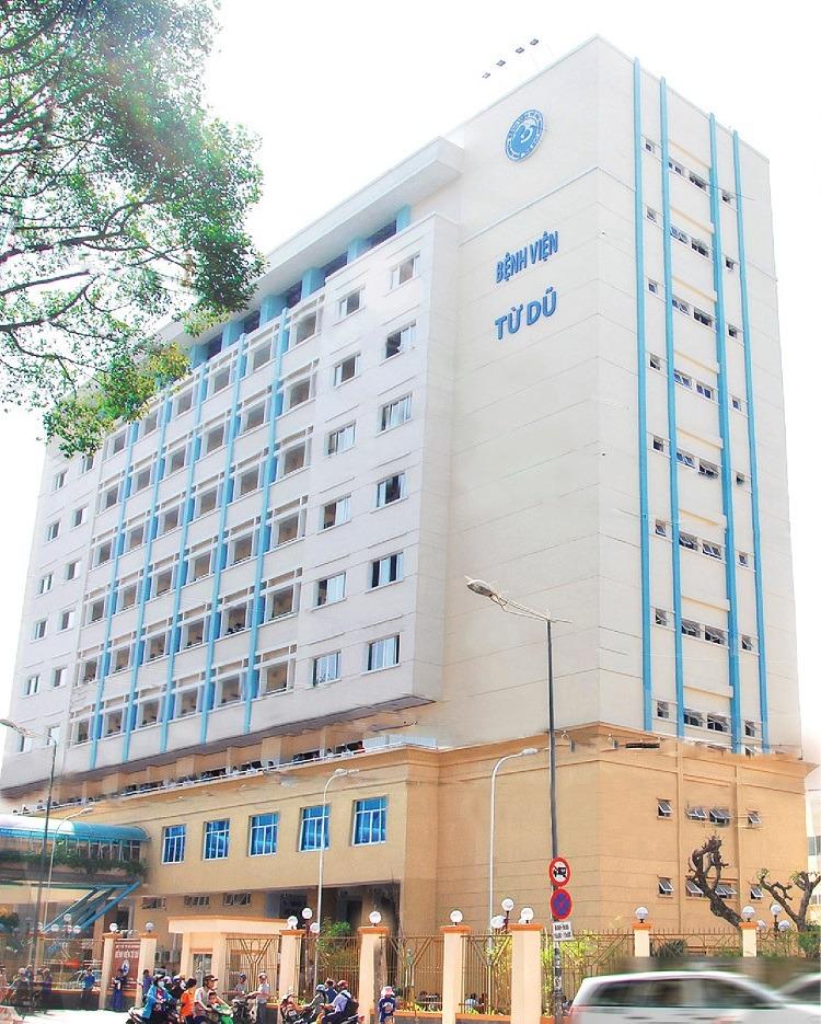Dự án Bệnh viện Từ Dũ