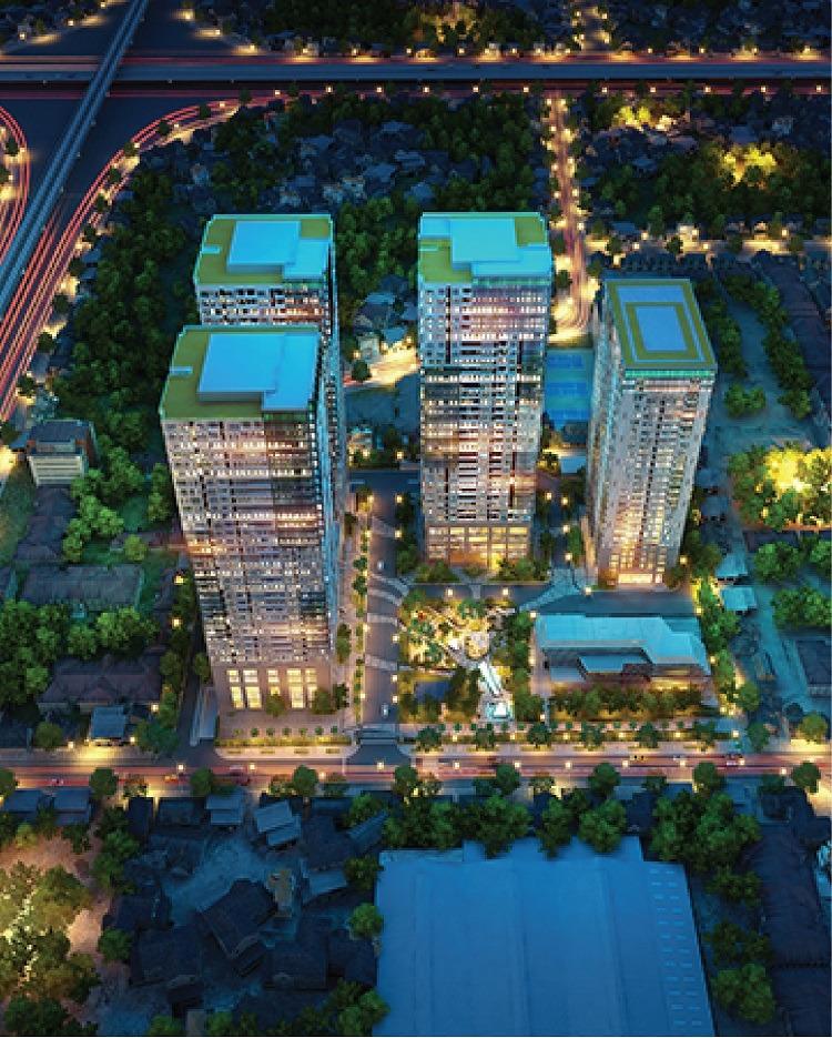 Dự án Chung cư Gold Season