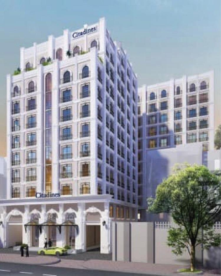 Dự án Khách sạn 22 Phạm Ngọc Thạch