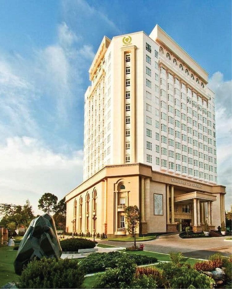 Dự án Khách sạn Tân Sơn Nhất