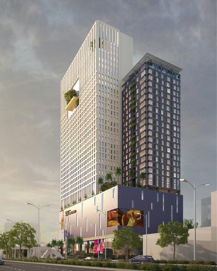 Dự án New Pearl Plaza