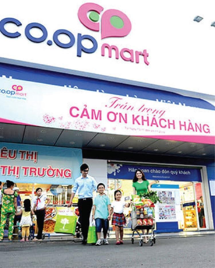 Dự án Coopmart Phan Văn Hớn