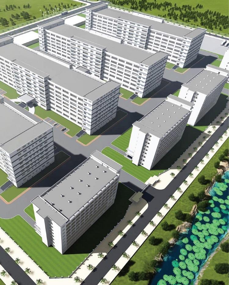 Dự án Nhà máy S.Power Tây Ninh