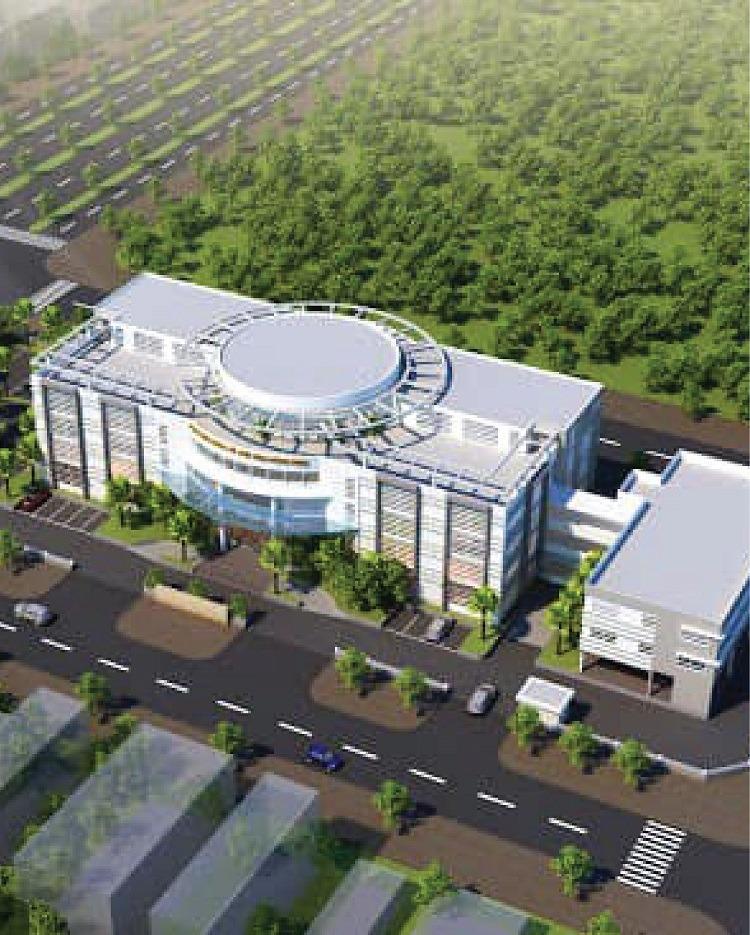 Dự án Bệnh viện Quốc tế Thái Hòa