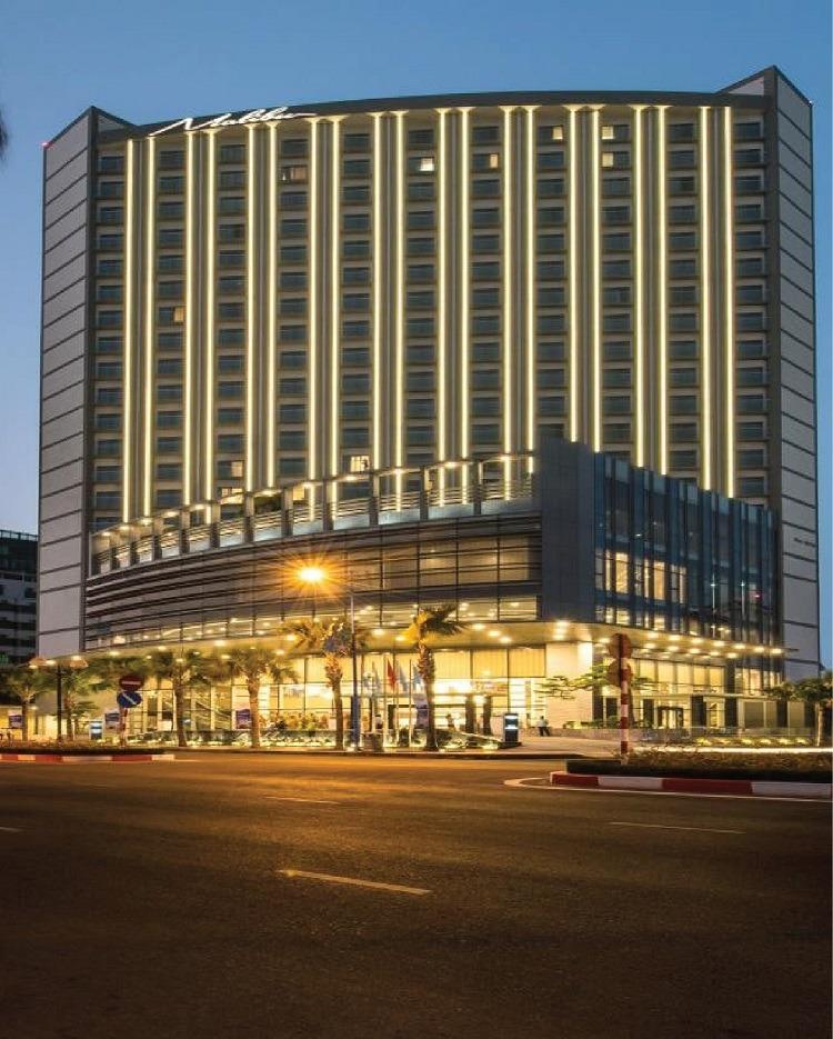 Dự án Khách sạn The Beach Vũng Tàu