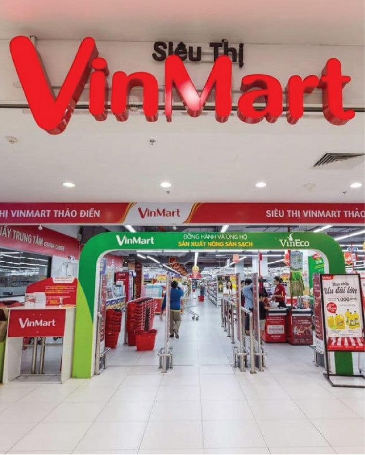 Dự án Vinmart Thảo Điền